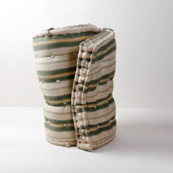 Matratze Cesaro | Vintage Matratze mit schicken Streifen. | gotvintage Rental & Event Design