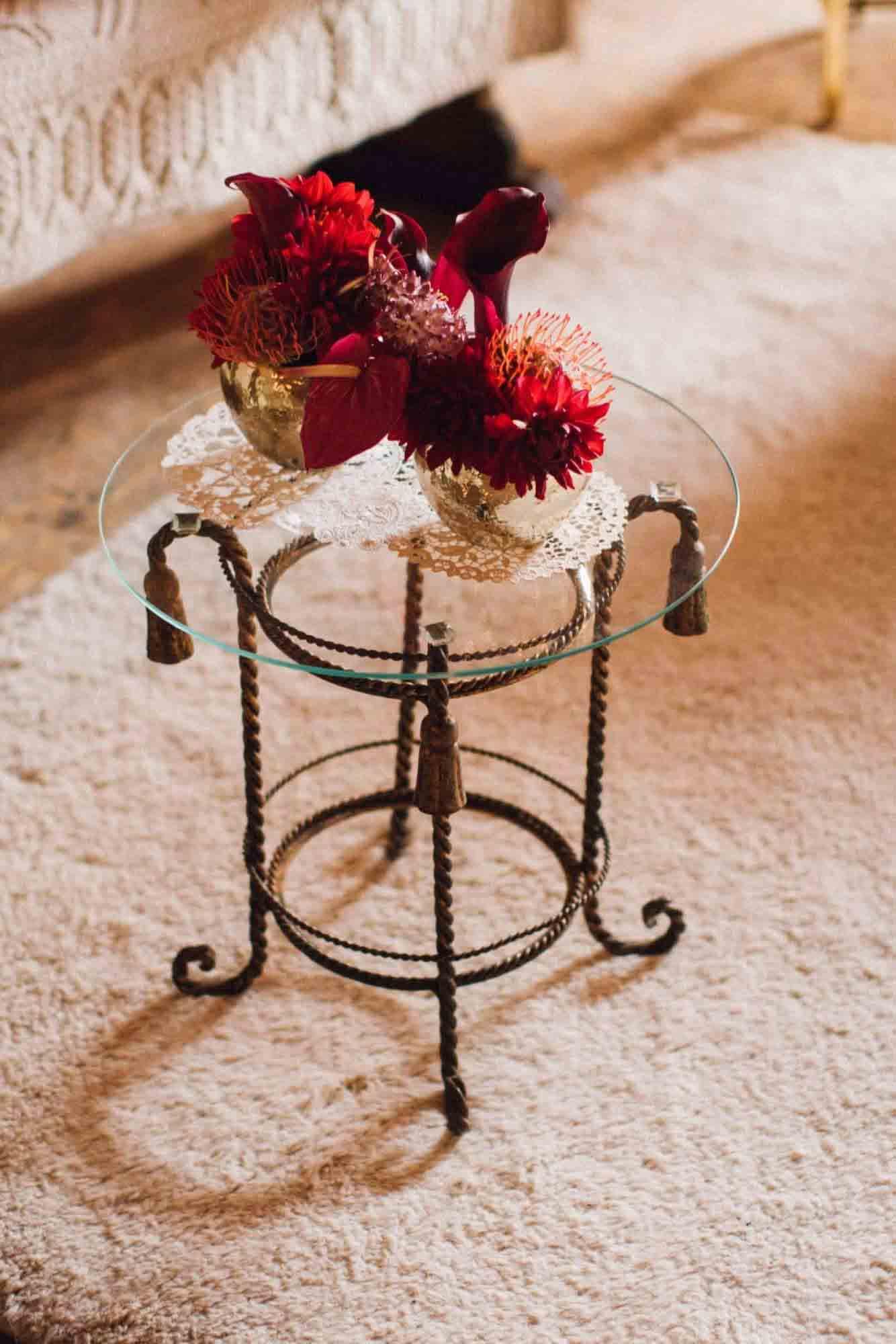 Deko für die Hochzeit mieten: Hochzeitsdeko mieten mit  gotvintage