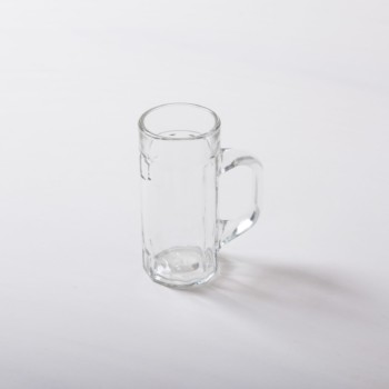 Beer Tankard Ambrosio 0.2l | 1950s German beer tankard, 0.2l to line. Strong quality, excellent for cold beer and available in huge amounts.