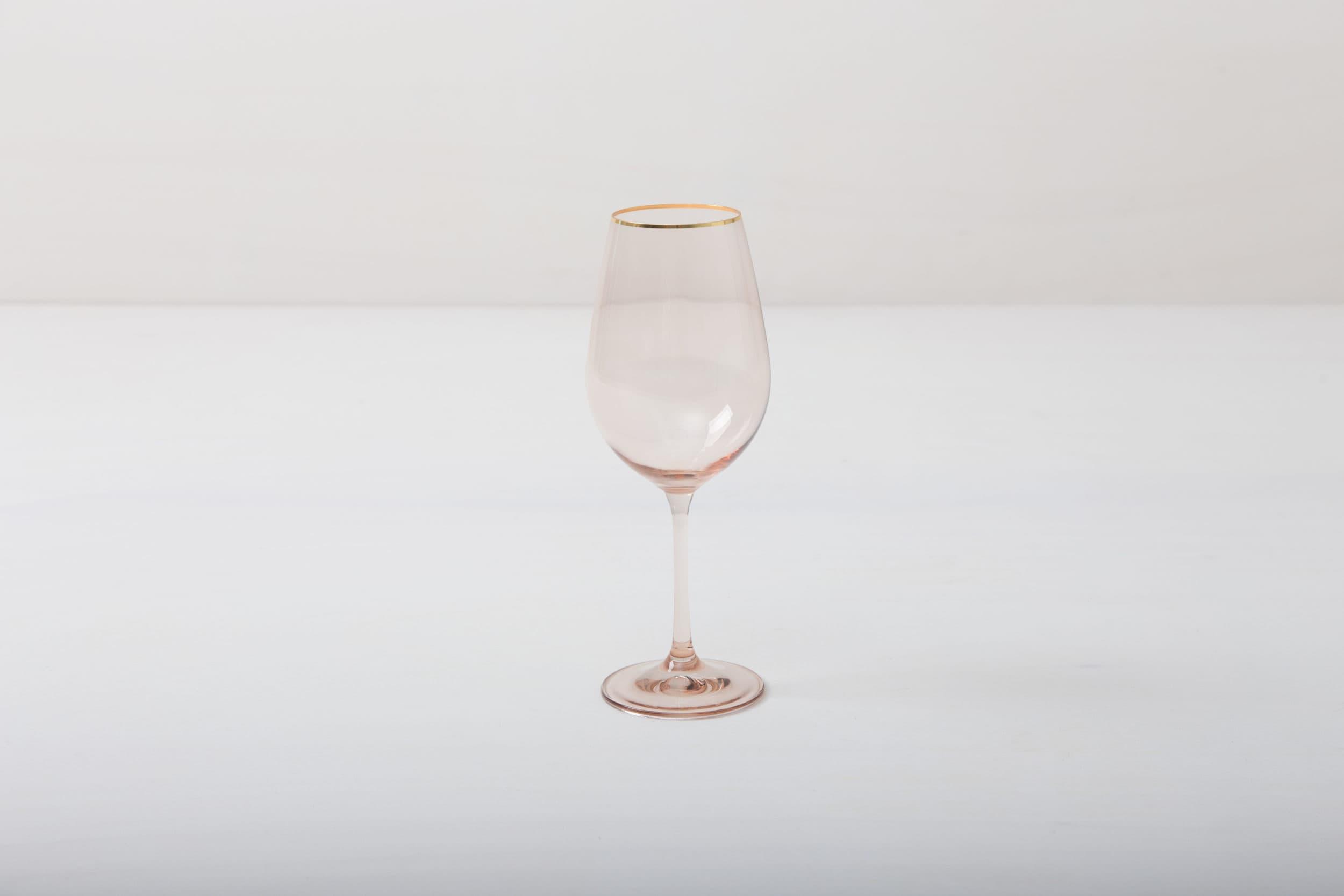 Moderne Weingläser mieten in Berlin, Goldrand,Hamburg, Köln