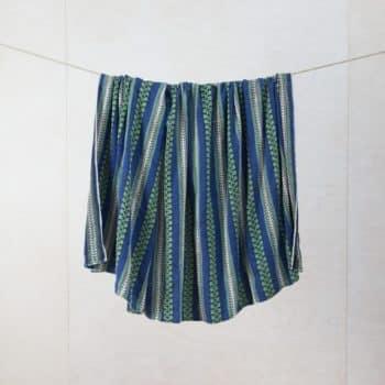 Plaid Eltunal | Nice patterned blanket, for decoration. | gotvintage Rental & Event Design