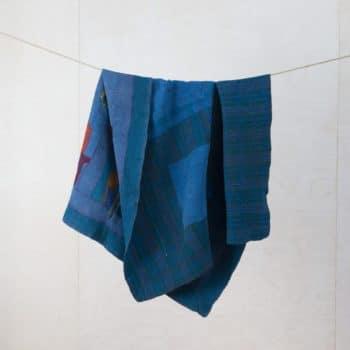 Decke Palomar | Vintage Stoffe in neue Form gebracht sind diese Baumwolldecken zum Warmhalten bei einem einem Picknick oder als Sitzunterlage für die Wiese. | gotvintage Rental & Event Design