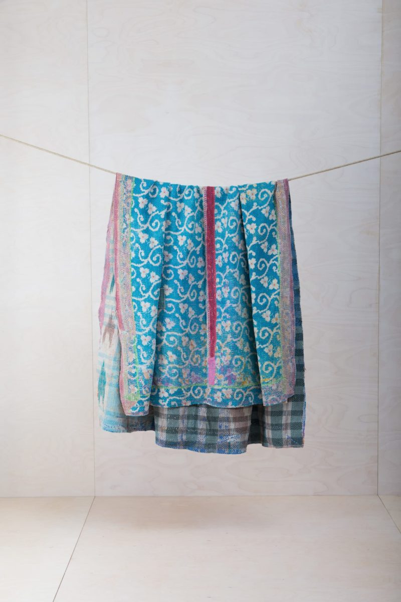 Plaid Palomitas | Different vintage cotton fabrics brought into new shape. Coming in different amazing colours and patterns this single piece is an ideal element for decoration or to keep you warm. | gotvintage Rental & Event Design