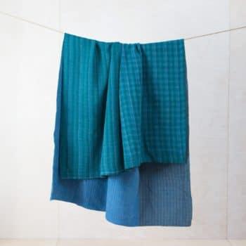 Decke Pinamar | Vintage Stoffe in neue Form gebracht sind diese Baumwolldecken zum Warmhalten bei einem einem Picknick oder als Sitzunterlage für die Wiese. | gotvintage Rental & Event Design
