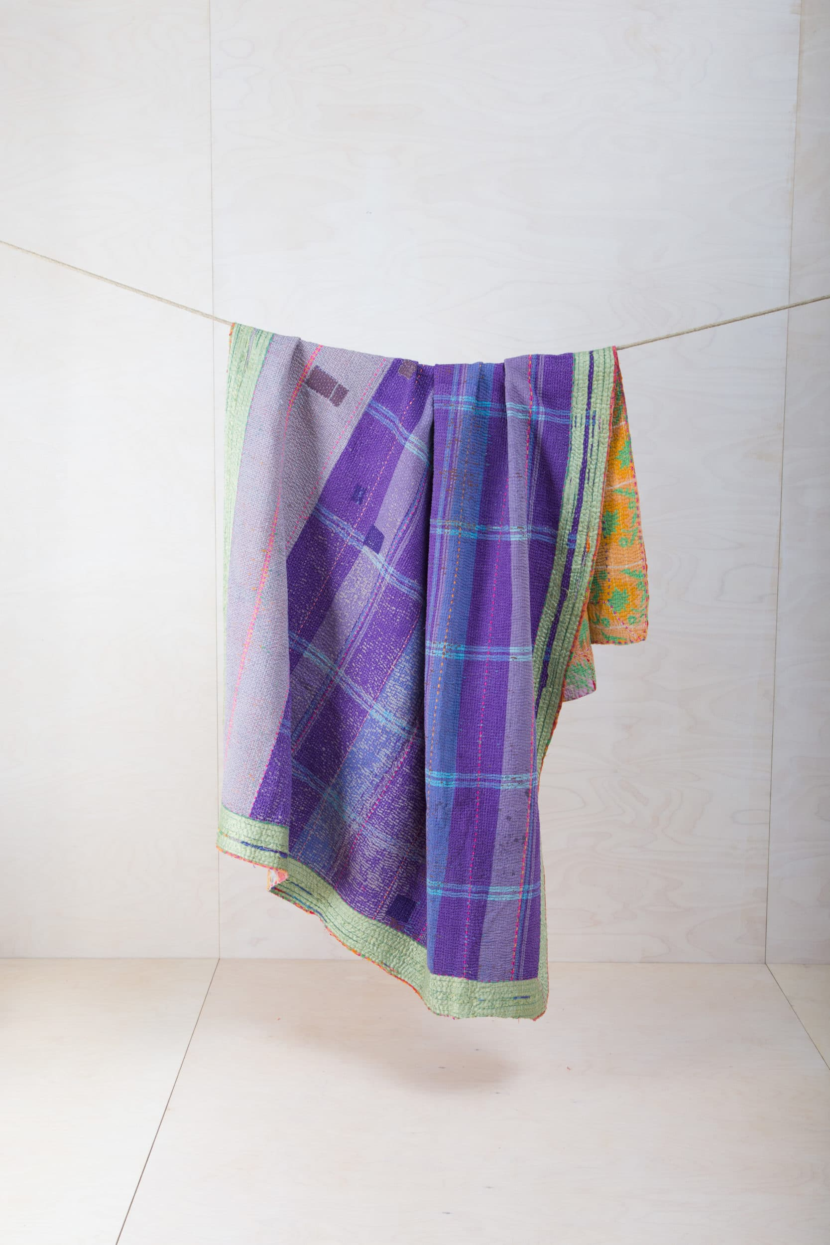 Bunte Decken zu mieten