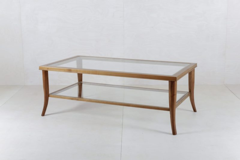 Glassfurniture, wooden furniture, table rental Berlin, Hamburg, Munich
