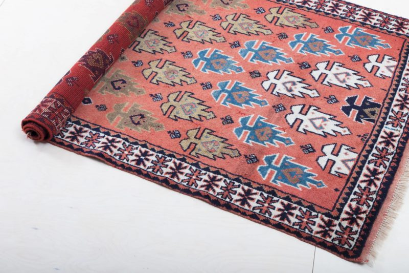 Teppich Damiante   Orientteppich mit schönen Ornamenten.   gotvintage Rental & Event Design