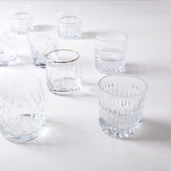 Whiskygläser, Hochzeitstafel, Event