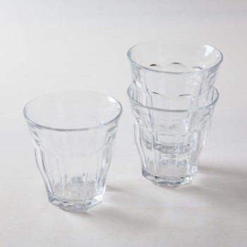 Water Glass Adelaide 31cl Picardie | The classic on every summery laid garden table. The Picardie water glass can also be used for juices, wine and punch. | gotvintage Rental & Event Design