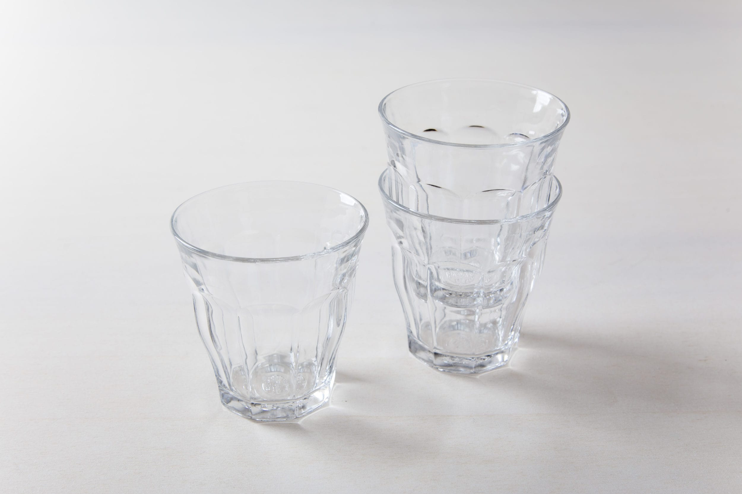 Picardie Glas, Wasserglas, Mieten, Hamburg, Berlin, Köln