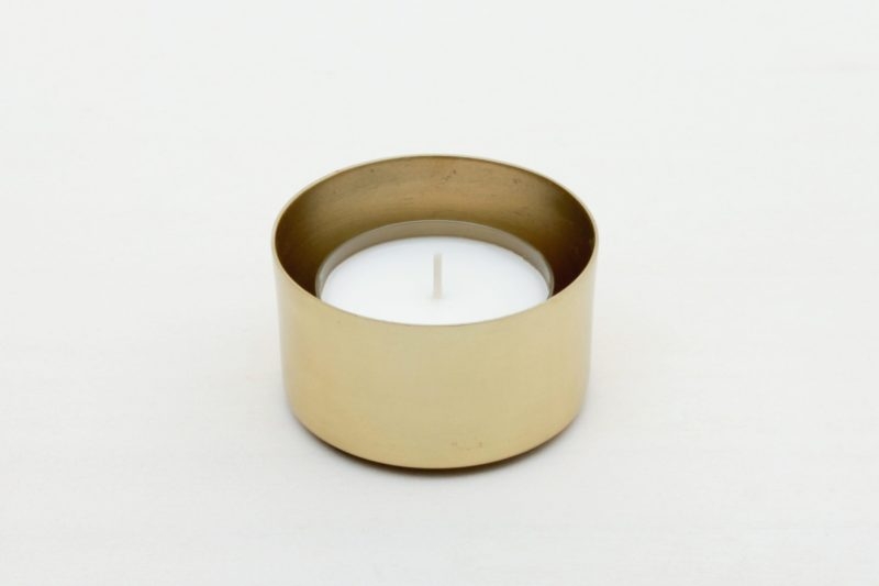 Tealight candle, candle holder, rental