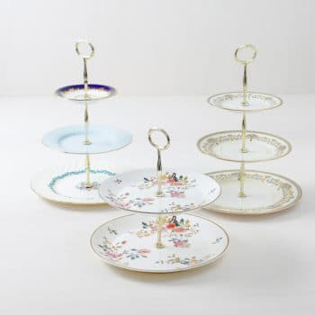 tableware for wedding and events for hire