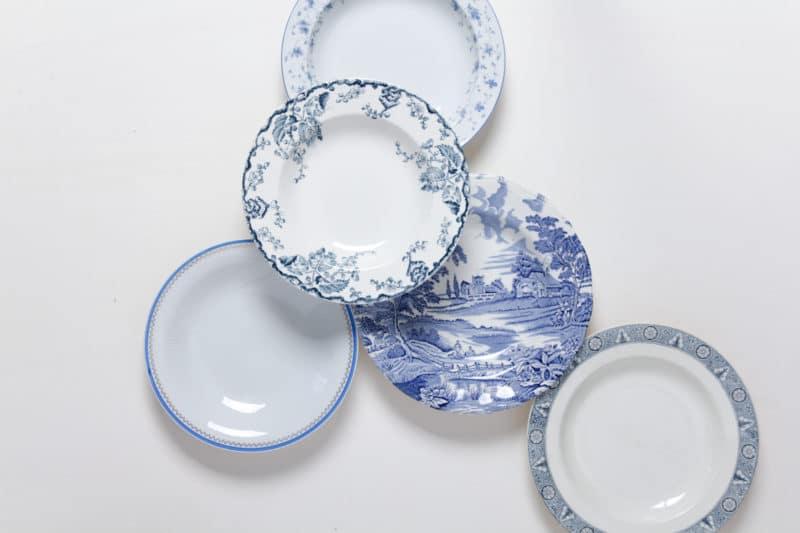 Vintage Tableware for hire