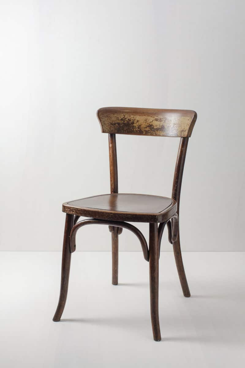 wooden chair for event rental