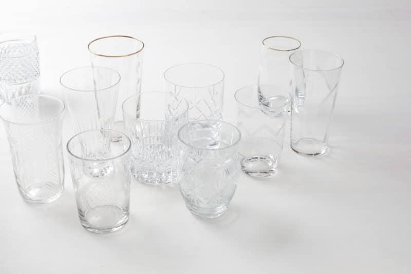 Glassware rental Berlin