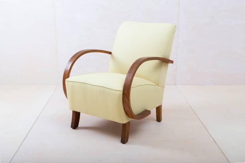 mid-century vintage lounge chair rental