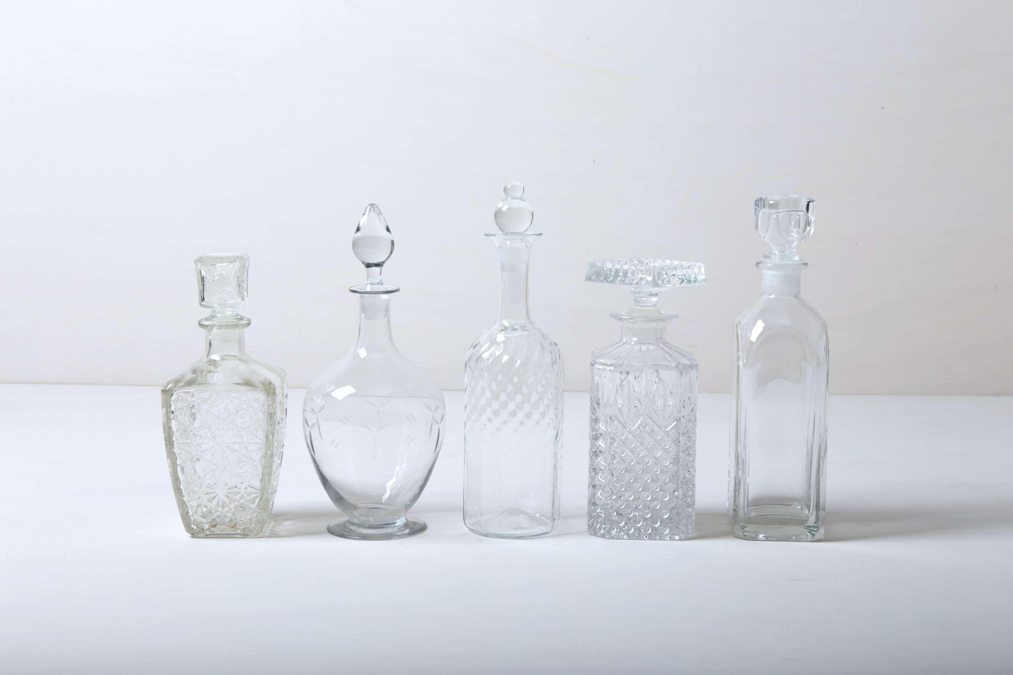 Retroflaschen, Barzubehör & Cateringbedarf