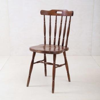 rental furniture rustic wooden chairs Berlin, Germany