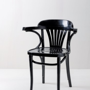 Bauhaus chair with ornaments for rent, Berlin
