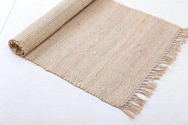 Rent jute carpets
