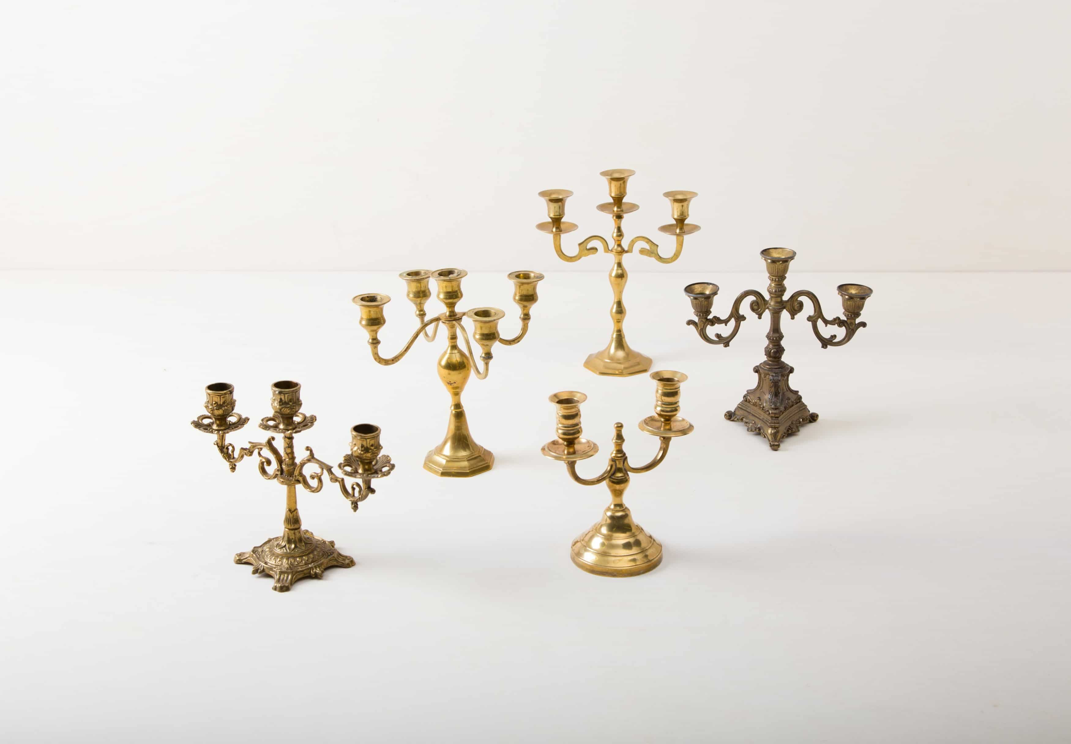Kerzenständer, Kerzenleuchter, mieten, Hochzeit, Event
