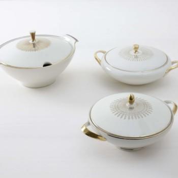 Vintage terrines, tableware rental, rent, Hamburg, Berlin, Cologne